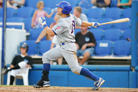 Chicago Cubs: Josh Vitters and Brett Jackson Called Up to Make MLB Debuts