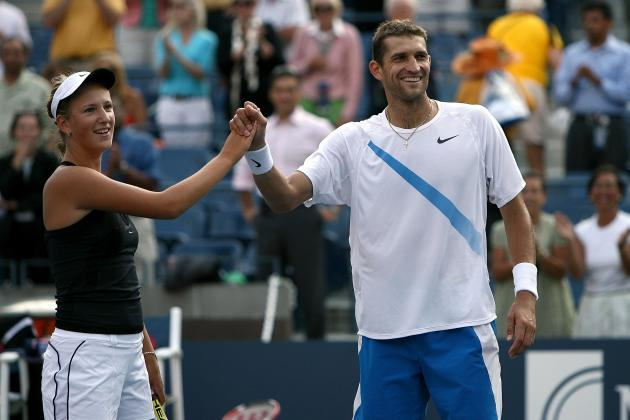 Olympic Tennis Results 2012: Mixed Doubles Gold Medal Match Score and Analysis