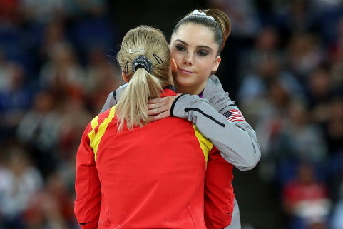 Olympic Gymnastics 2012: McKayla Maroney Vault Earns Silver, Scoring Confusion