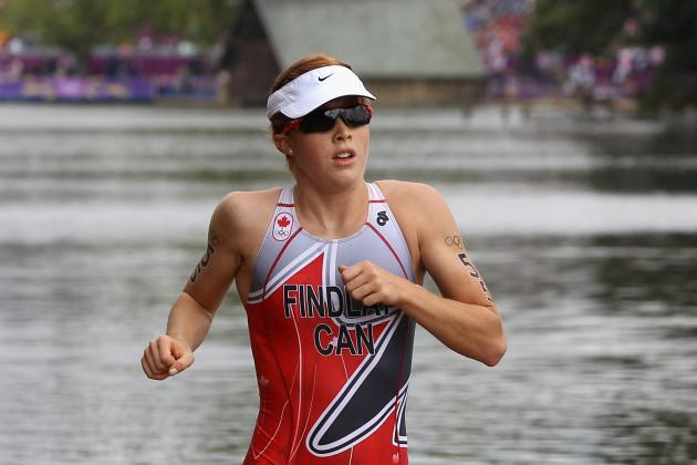 Olympic Triathlon Photo Finish: Nicola Spirig's Win Is One of Games' Highlights