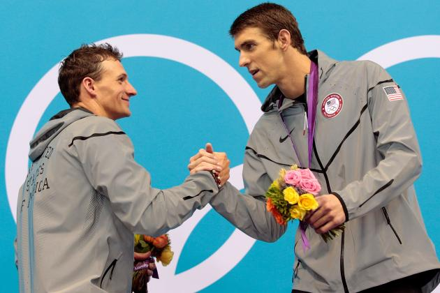 2012 Olympic Swimming: Michael Phelps Turns Ryan Lochte into Afterthought