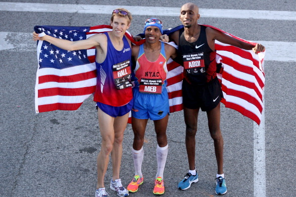 Olympic Track & Field 2012: US Marathon Hopes Now Pinned on Men