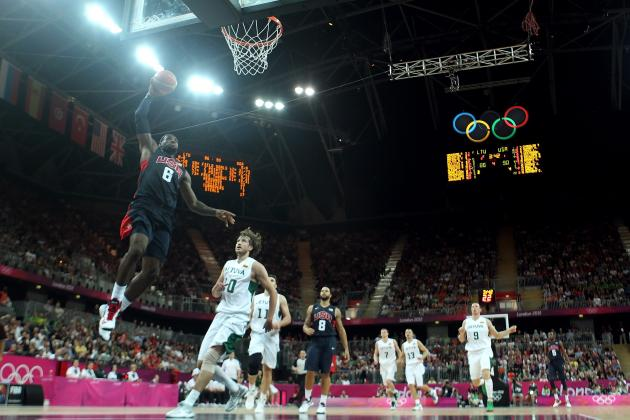 Team USA Basketball 2012: Why Team USA Doesn't Need to Dominate