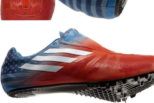 Tyson Gay Cleats: Olympic Sprinter Rocks Patriotic Kicks for 100-Meter Dash