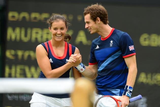 London Olympics 2012: Laura Robson Wins Silver, Doesn't Deserve Rude Insults