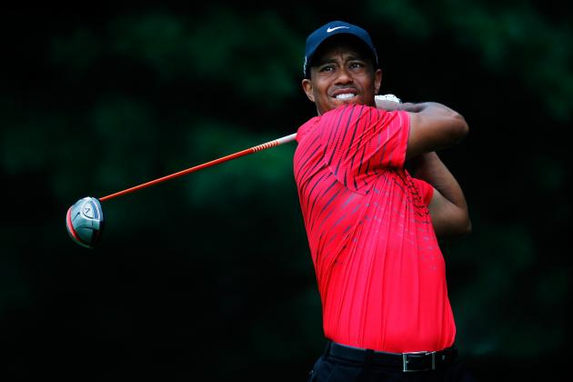WGC Bridgestone Invitational 2012: Live Update on Tiger Woods and Other Notables