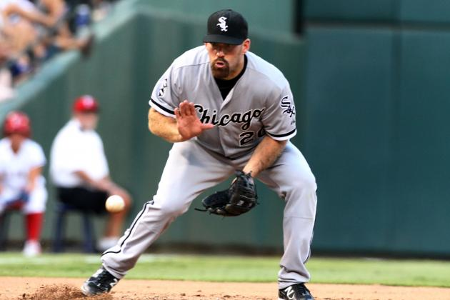 Why Won't the Chicago White Sox Pick Up Kevin Youkilis' Option?