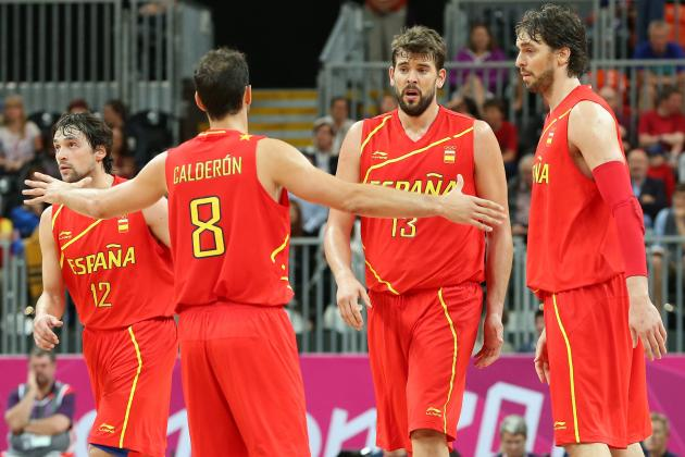 Olympic Basketball 2012: Spain vs. Brazil Start Time, Viewing Info and Preview