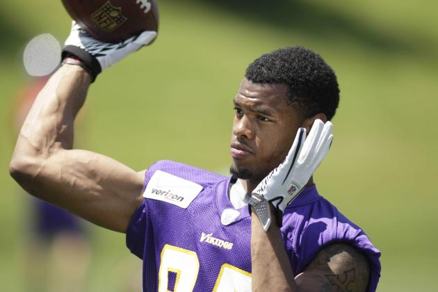 Minnesota Vikings 2012: Impact of Greg Childs' Knee Injury