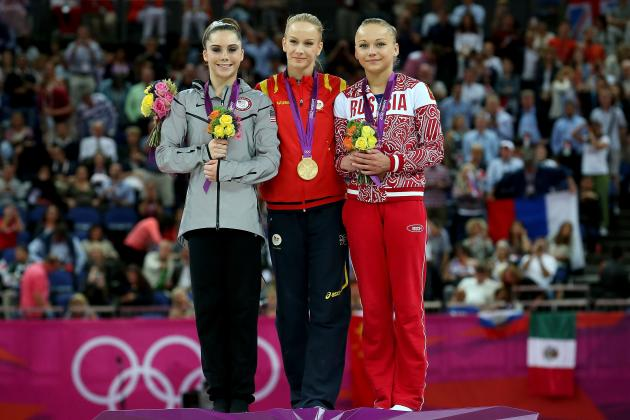 Olympic Women's Gymnastics 2012 Results: Day 7 Scores, Medalists and Standings