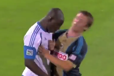 Nasty Headbutt Sparks MLS Fight