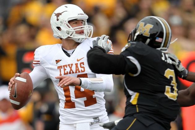 Texas Football: Why the Longhorns Are a Legitimate Big 12 Title Threat in 2012