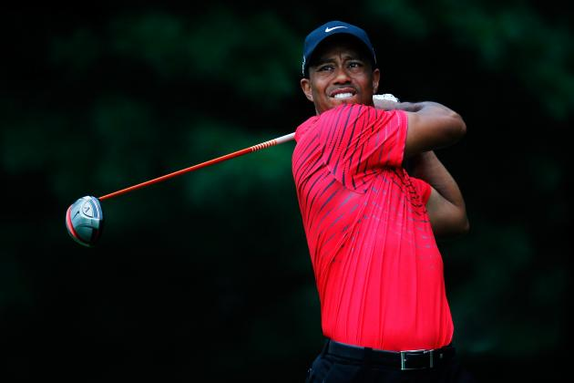 Tiger Woods Bridgestone Invitational 2012: Strong Finish Builds Momentum for PGA