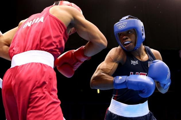Errol Spence: Boxing Needs Team USA Fighter to Win Gold