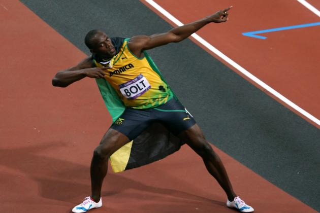 Usain Bolt Blazes Past Doubters with Olympic 100-Meter Gold Medal