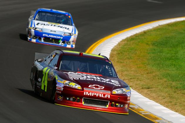 Jeff Gordon Wins Pennsylvania 400 at Pocono, Officials End Race Due to Rain