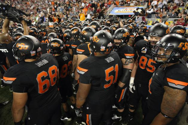 Oklahoma State Football: Why Cowboys Will Prove Pundits Wrong in 2012