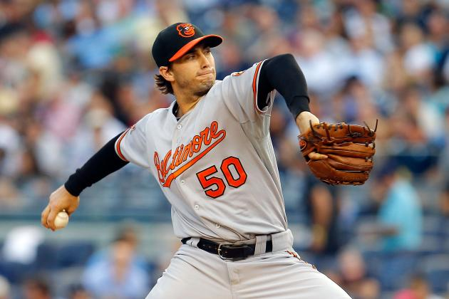 Miguel Gonzalez: Baltimore Orioles Rookie Hurler Becoming Road Warrior