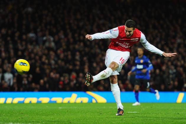 Arsenal Transfer News: Robin van Persie Down to 2 Options as Man City Bow Out
