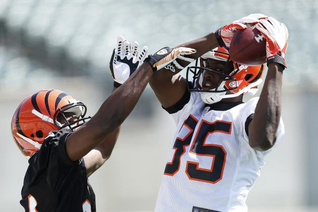 Armon Binns Emerging in Cincinnati Bengals No. 2 WR Battle