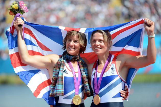 Olympic Medal Count 2012: How Great Britain Stacks Up Against USA and China