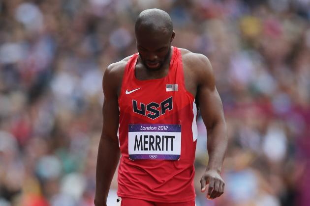 Olympic Track Results 2012: U.S. Men Shockingly Lose 28-Year Grip on 400 Meters