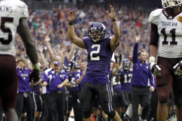 Big Ten Football: Northwestern Wildcats Season Preview 2012