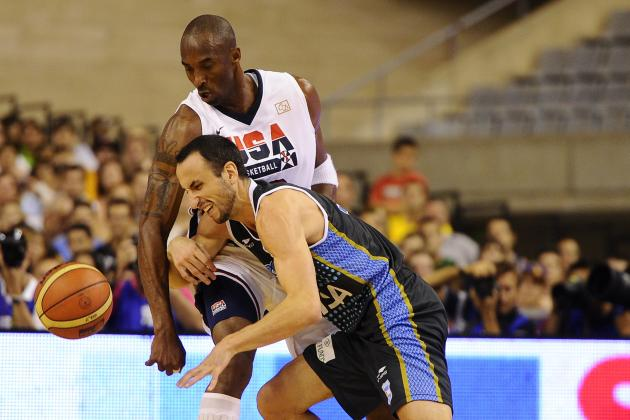 Olympic Basketball 2012: USA vs. Argentina Preview