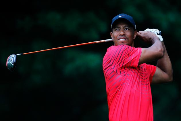Tiger Woods: What His WGC-Bridgestone Performance Means for PGA Championship