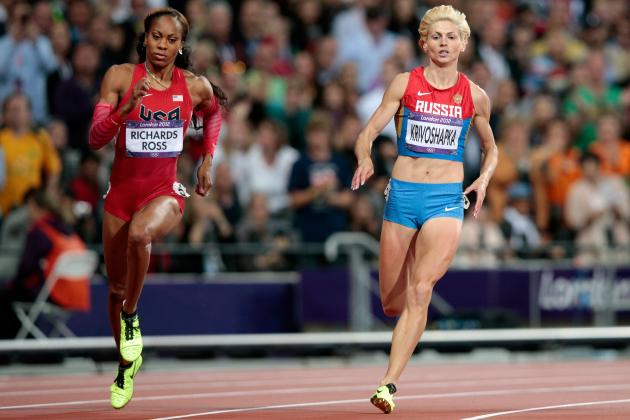 Olympic Track and Field 2012 Results: Day 9 Standings, Score, Analysis & More