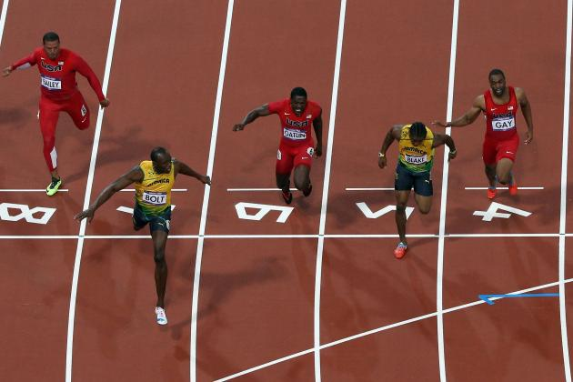 Olympic Track 2012: Tyson Gay Made the Wrong Decision on 200-Meter Dash
