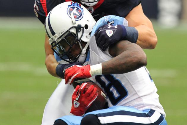 CJ2K or Bust: How Chris Johnson's Revival Could Be the Key to Titans' Success