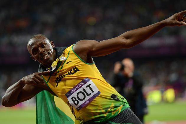 Men's 100m Final Olympics 2012: Usain Bolt's Victory Cements Greatness