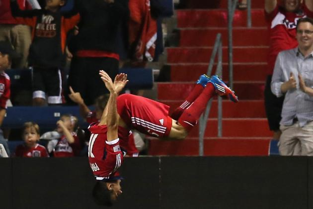 How the Chicago Fire Came Back to Stun Toronto FC 2-1