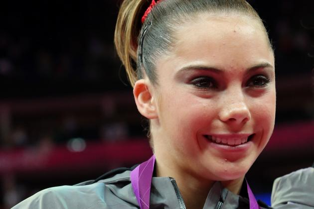 2012 London Olympics: Haters Go Away, McKayla Maroney Is Still World's Best