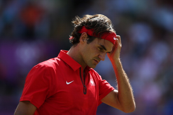 Andy Murray vs. Roger Federer: Singles Gold Medal Continues to Elude Swiss Star