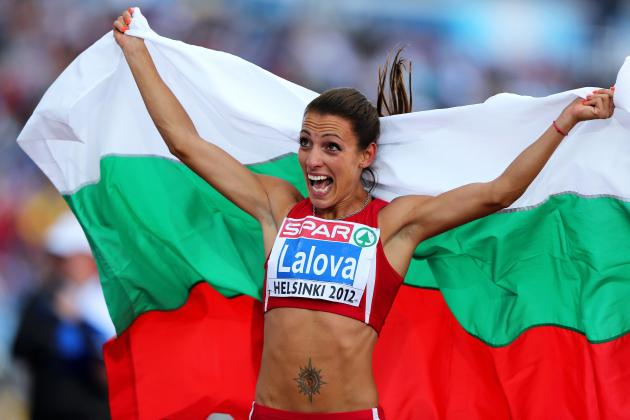 Ivet Lalova: Everything You Need to Know About 28-Year-Old Bulgarian Olympian