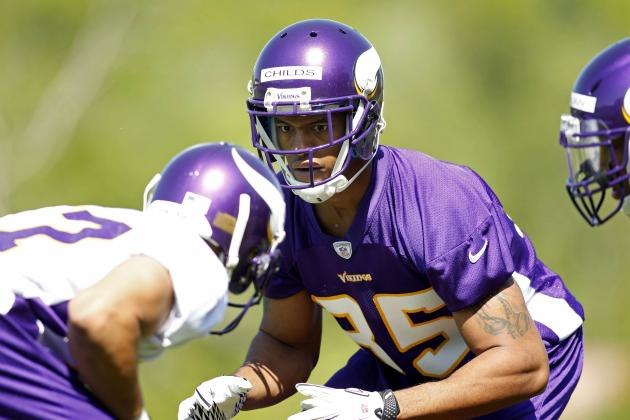 Minnesota Vikings: Greg Childs' Injury Means Rest of Draft Class Must Step Up