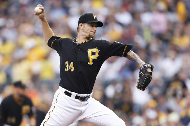 A.J. Burnett Is a Legitimate Ace for the Pittsburgh Pirates