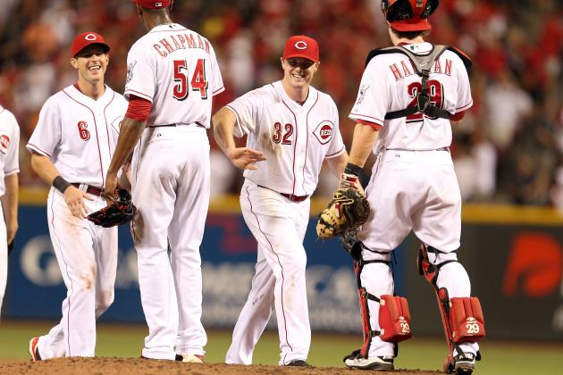 MLB Power Rankings 2012: Teams Making Late-Season Surge