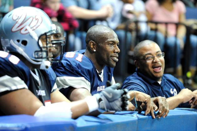 Report: Terrell Owens to Visit the Seattle Seahawks