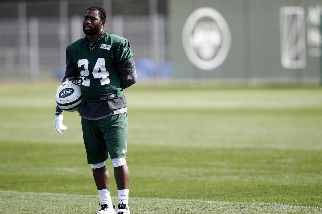 What Kind of Contract Should the New York Jets Give Darrelle Revis?
