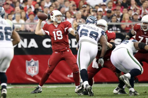Arizona Cardinals: Quarterback Job Is Skelton's to Lose