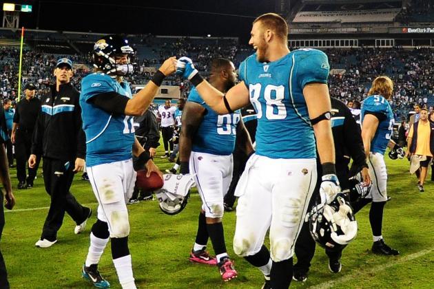 Jacksonville Jaguars: Offense Will Determine Jaguars' Fate in 2012