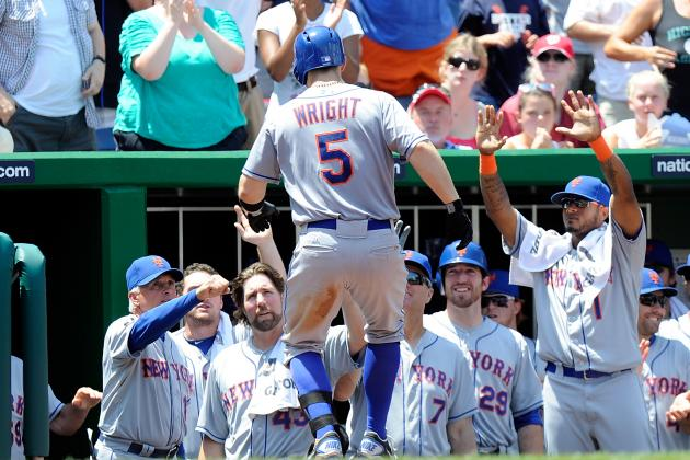 How a New York Mets Collapse Would Affect David Wright's Contract Negotiations