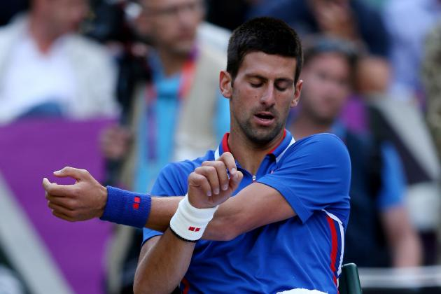 Novak Djokovic: Has the 2012 Olympics Exposed a Career Crisis?