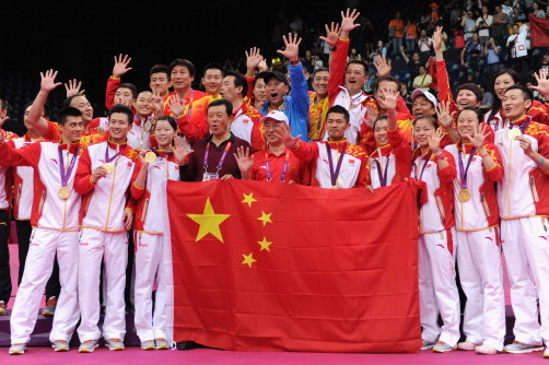 London Olympics 2012: The Chinese Rampage in Badminton