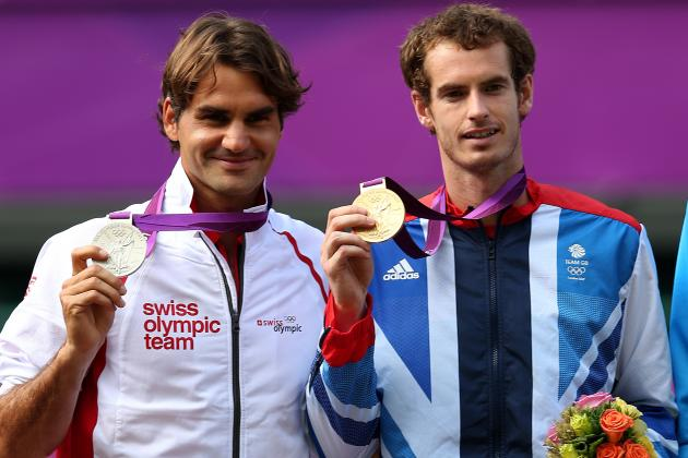 London 2012: Roger Federer Nabs Olympic Singles Silver Medal in 4th Attempt
