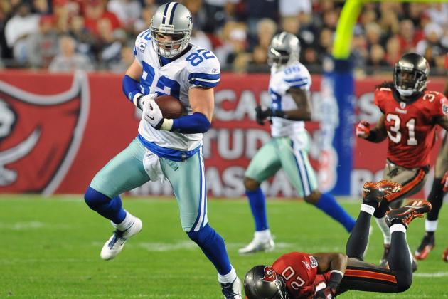 2012 Fantasy Football Profile and Projection: Cowboys TE Jason Witten