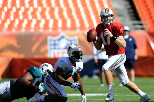 Is Ryan Tannehill Showing Reasonable Progress in Miami Dolphins Training Camp?